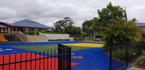 Our Lady of the Assumption School, Enoggera, Playground